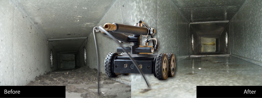 One Mdc Resources Robotic Duct Cleaning