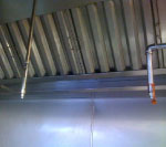 Kitchen exhaust duct and hood cleaning